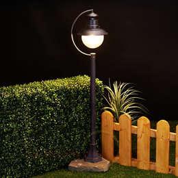 Jardin de style de stile Rural par Lampenwelt.de