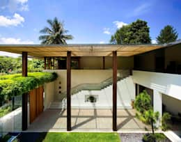 de estilo  por Guz Architects