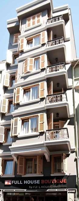 AreDEKO & AreSETS: rustik tarz tarz Evler
