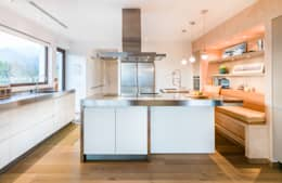 modern Kitchen by margarotger interiorisme