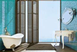 Salle de bains de style  par Haag Architects