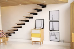 modern Living room by (주)강경숙칠판