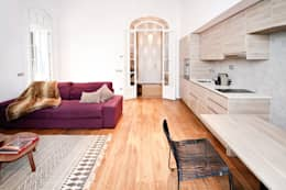 Casas de estilo  por Piedra Papel Tijera Interiorismo