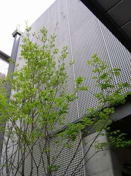 原 空間工作所 HARA Urban Space Factory의  정원
