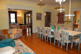 Hôtel particulier aux USA: Salle à manger de style de style Classique par LADD