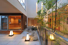 露臺 by TERAJIMA ARCHITECTS