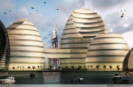 de style  par Luca Curci Architects