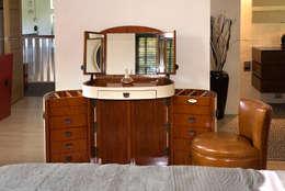 Schlafzimmer von Koubou Interiors