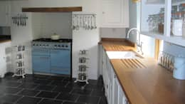 country Kitchen by Norfolk Oak