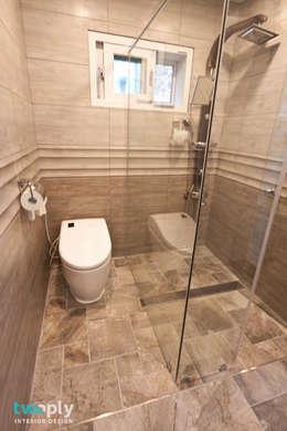작은 욕실 공간을 효과적으로 나누고 활용하는 방법