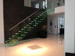 سلالم وأروقة  تنفيذ Siller Treppen/Stairs/Scale
