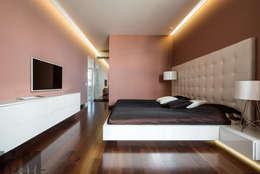 В потоке света: Спальни в . Автор – ММ-design