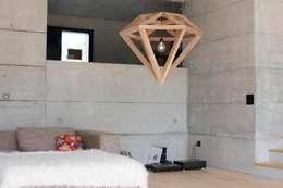 modern Living room by Marty Häuser AG