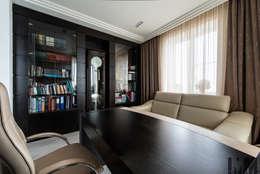 Estudios y oficinas de estilo clásico por ММ-design