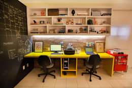 industrial Study/office by Passo3 Arquitetura