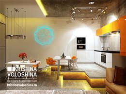 kristinavoloshina: modern tarz Mutfak