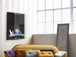 Salon de style de style Moderne par Shio Concept