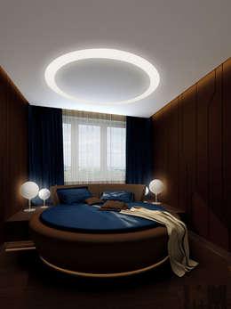В круге света: Спальни в . Автор – ММ-design