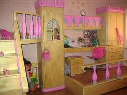 Nursery/kid's room by Hopskoch