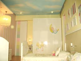 Kinderkamer door Hopskoch
