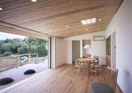 ㈱ライフ建築設計事務所의  거실