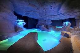 eclectic Pool by Studio Marzorati