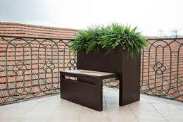 Garten von Conforti Tina Designer