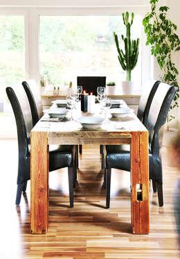20 Comedores rústicos perfectos para una casa moderna