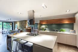 eclectic Kitchen by Casey & Fox Ltd