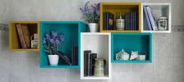 eclectic Bathroom by Arreda Progetta di Alice Bambini