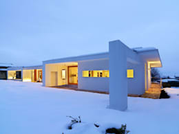 Houses by Damilano Studio Architects