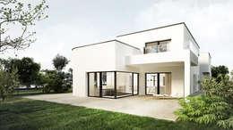Дома в . Автор – Libido Architekci