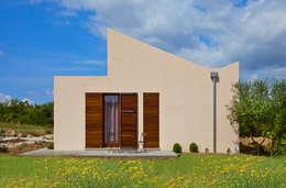 Casas de estilo moderno por Joan Miquel Segui Arquitecte