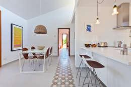 Comedores de estilo mediterraneo por Joan Miquel Segui Arquitecte