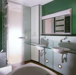 Baños de estilo moderno por Christine Etschmann Johannes Noack