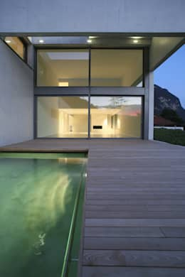 Biffar Fenster aus Aluminium : moderne Fenster & Tür von Biffar GmbH & Co. KG