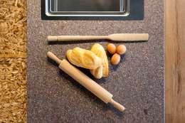 landhausstil Küche von CORAZZOLLA SRL - Arredamenti su Misura