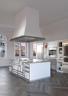 classic Kitchen by La Cornue