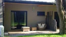 Détente au jardin: Jardin de style de stile Rural par Ledoux Jardin