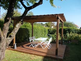 Patios & Decks by Ledoux Jardin
