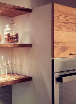 modern Kitchen تنفيذ DIEGI SNC