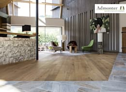 Walls & flooring by Admonter Holzindustrie AG