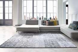 Il lato glamour dei tappeti da salotto