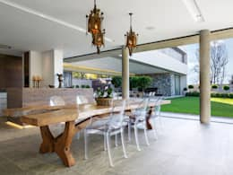 modern Dining room by Daffonchio & Associates Architects