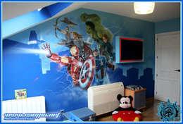 CAMPU.NET: modern tarz Çocuk Odası