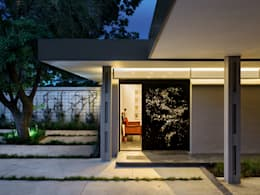 Projekty, nowoczesne Domy zaprojektowane przez Daffonchio & Associates Architects