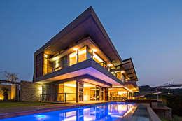 Дома в . Автор – Metropole Architects - South Africa