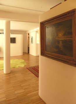loft di Raffaella e Andrea: Case in stile in stile Moderno di cri-lla