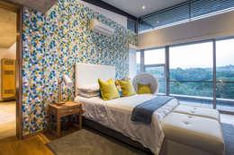 Quartos  por Metropole Architects - South Africa