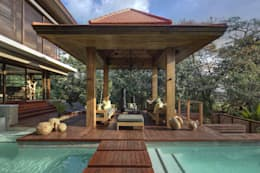 Piscinas modernas por Metropole Architects - South Africa